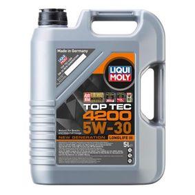 8973 Motorolie LIQUI MOLY VW50200 - Stort udvalg — stærkt reduceret