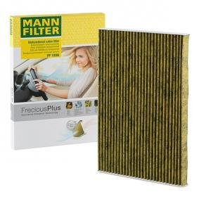 Mann CUK1829 Interior Air Cabin Pollen Filter Activated Carbon Service