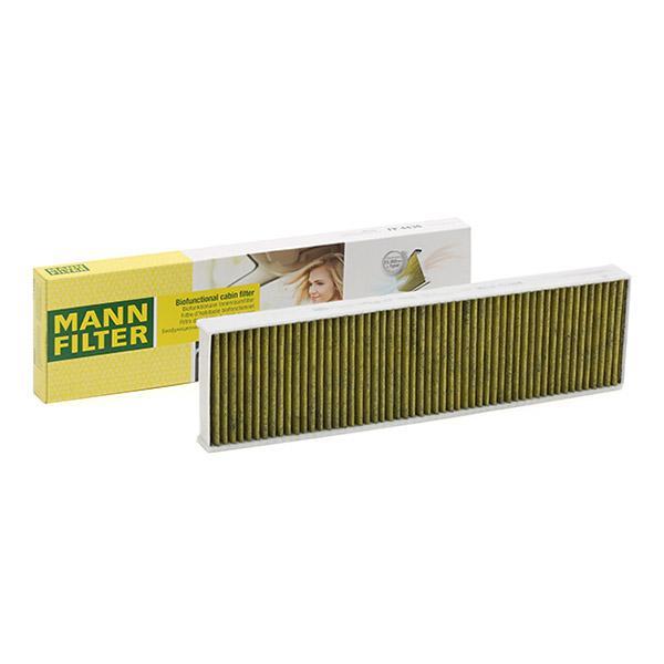 MANN-FILTER: Original Klimaanlage FP 4436 (Breite: 120mm, Höhe: 32mm, Länge: 442mm)
