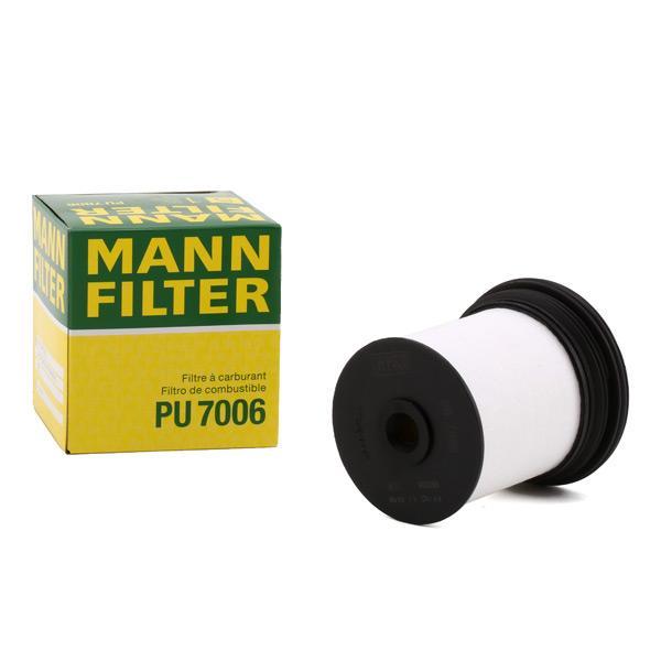 PU7006 Palivovy filtr MANN-FILTER PU 7006 - Obrovský výběr — ještě větší slevy