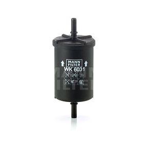 WK6031 Kraftstofffilter MANN-FILTER Erfahrung
