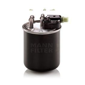 WK 820/14 Spritfilter MANN-FILTER - Markenprodukte billig