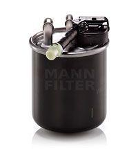 WK820/17 Brandstoffilter MANN-FILTER - Bespaar met uitgebreide promoties