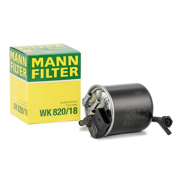 MANN-FILTER   Filtro carburante WK 820/18