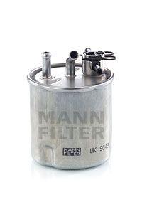 WK 9043 MANN-FILTER Filtro dos tubos Altura: 137mm Filtro de combustível WK 9043 comprar económica