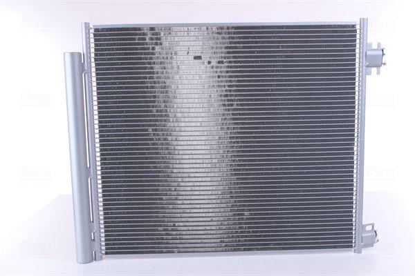 NISSENS: Original Klimakühler 940546 (Kältemittel: R 134a)