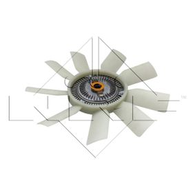 Kühlerlüfter für Kühlung 02.19.214 TRUCKTEC AUTOMOTIVE Kupplung