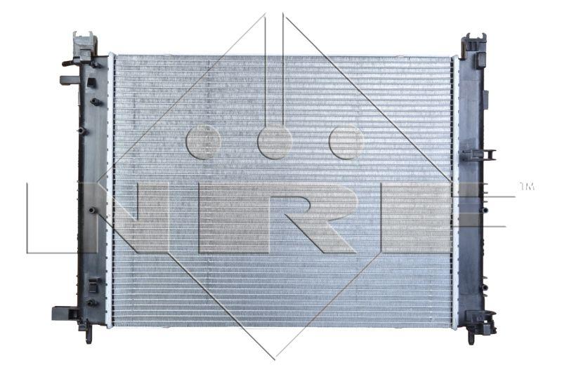 NRF | Kühler, Motorkühlung 58443