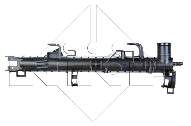 58443 Wasserkühler NRF 58443 - Große Auswahl - stark reduziert