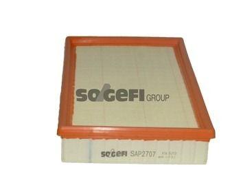 A1753 PURFLUX Filtereinsatz Länge: 308mm, Länge: 308mm, Breite: 184mm, Höhe: 50mm Luftfilter A1753 günstig kaufen