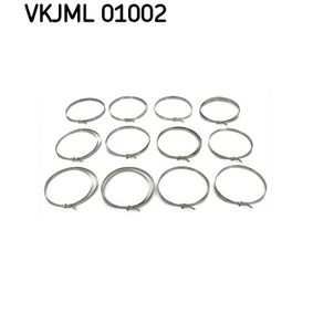 VKJP01001 SKF Sortiment, klämmor VKJML 01002 köp lågt pris