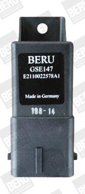 GSE147 Appareil de commande, temps de préchauffage BERU Test