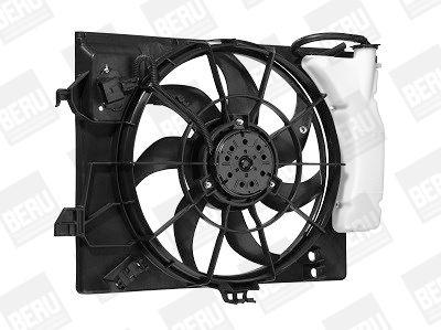 Radiatoriaus ventiliatorius LE749 BERU — tik naujos dalys