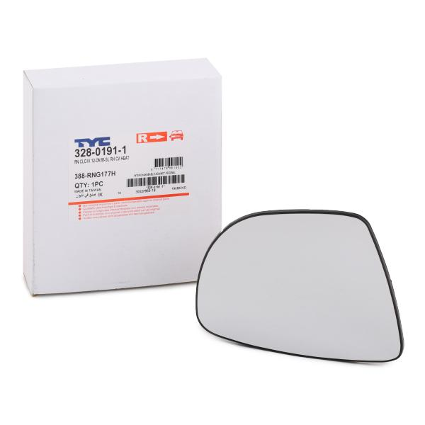 Spiegelglas TYC 328-0191-1