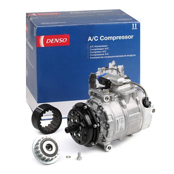 DENSO: Original Klimakompressor DCP32006K (Anzahl der Rillen: 1)