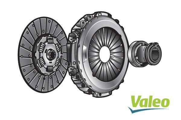 VALEO Clutch Kit for MERCEDES-BENZ - item number: 827449