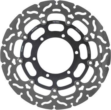 Moto TRW Szczelinowy Ø: 310[mm], Grubość tarczy hamulcowej: 5[mm] Tarcza hamulcowa MSW266RAC kupić niedrogo