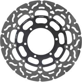 Moto TRW Ø: 310mm, Brake Disc Thickness: 5mm Brake Disc MSW266RAC cheap