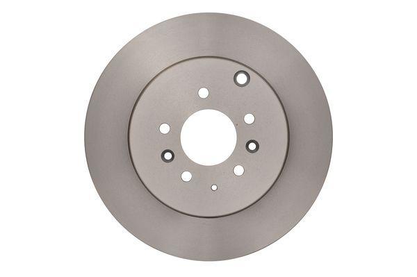 MAZDA CX-7 2008 Tuning - Original BOSCH 0 986 479 C30 Ø: 325mm, Lochanzahl: 5, Bremsscheibendicke: 18mm