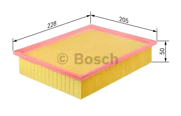 BOSCH | Luftfilter F 026 400 374
