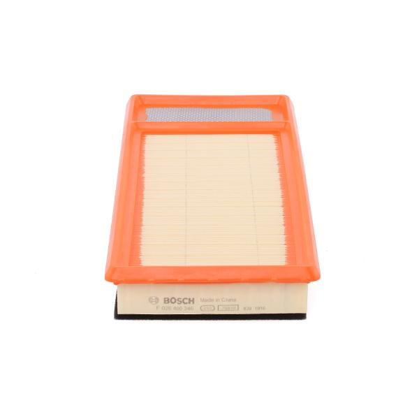 F026400346 Air Filter BOSCH - Experience and discount prices