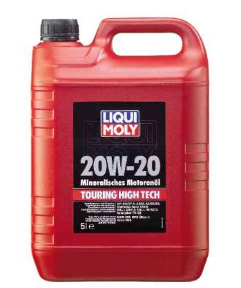 LIQUI MOLY Touring High Tech Moottoriöljy 6964 - Osta nyt!