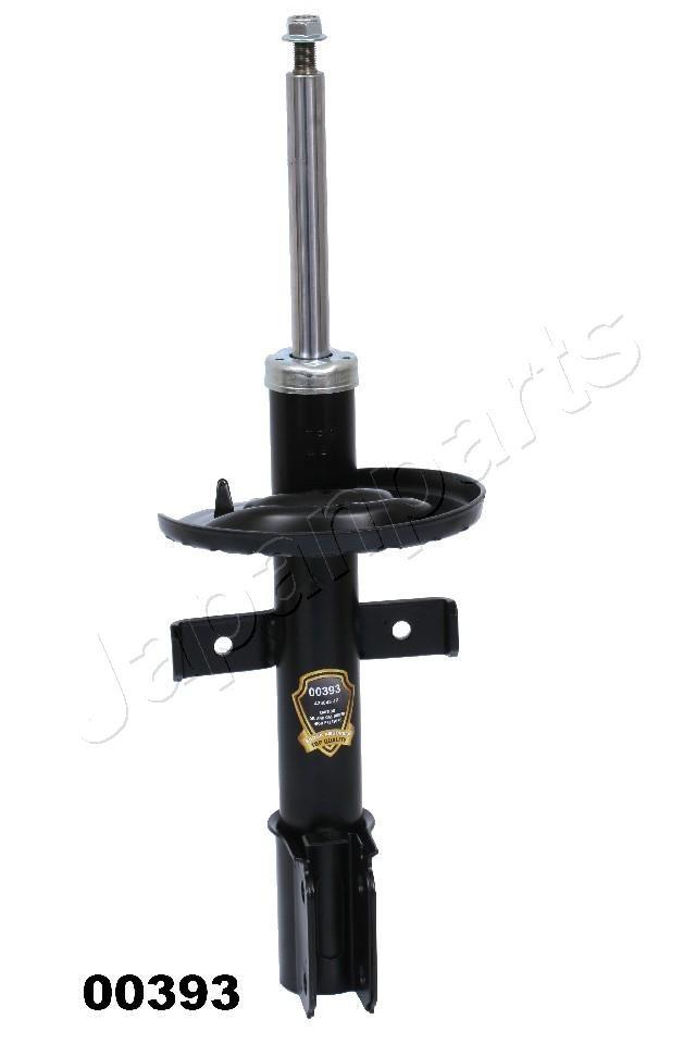 MM-00393 JAPANPARTS Vorderachse, Gasdruck, Zweirohr, Federbein, oben Stift Stoßdämpfer MM-00393 günstig kaufen