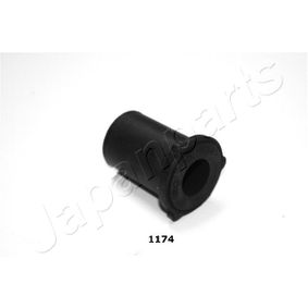 buy and replace Bush, leaf spring JAPANPARTS RU-1174