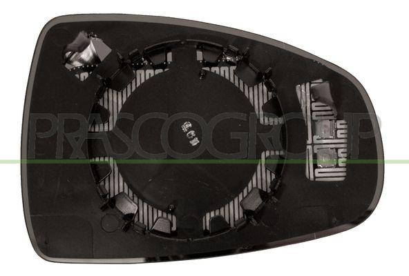 Original AUDI Rückspiegelglas AD1207502