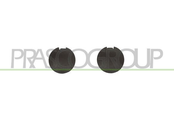 Anhängerkupplung Smart Fortwo 453 Coupe 2020 - PRASCO ME3051236 ()