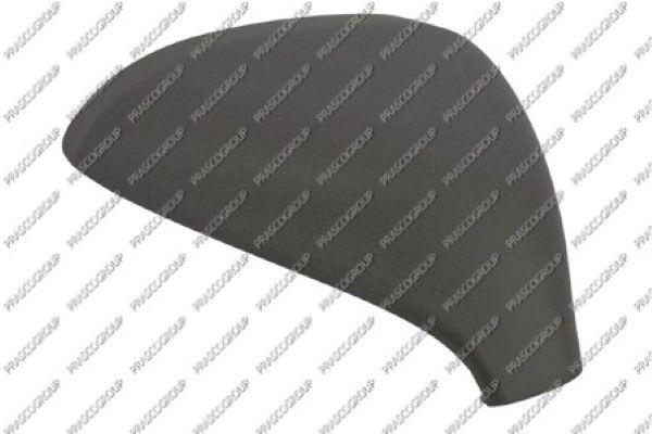 Peugeot 308 2020 Door mirror cover PRASCO PG4247413: Right, Primed