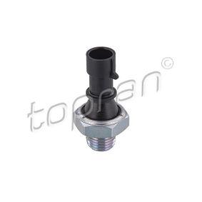 Włącznik ciśnieniowy oleju TOPRAN 205 080 kupić i wymienić