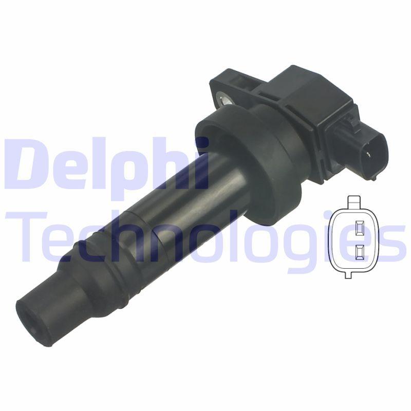 GN10590-12B1 DELPHI Zündspule - online kaufen