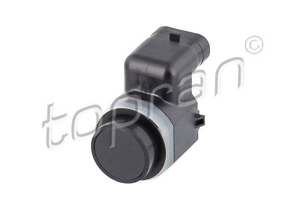 115 536 TOPRAN schwarz, Ultraschallsensor Sensor, Einparkhilfe 115 536 günstig kaufen