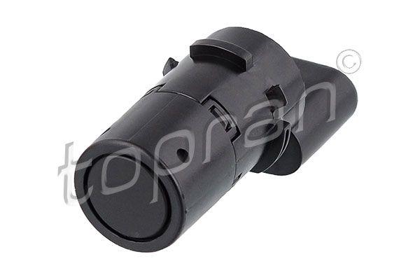 115 542 TOPRAN schwarz, Ultraschallsensor Sensor, Einparkhilfe 115 542 günstig kaufen