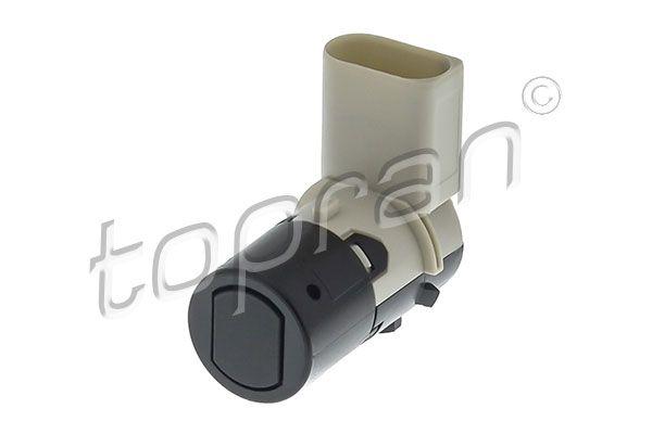115 543 TOPRAN schwarz, 21 Sensor, Einparkhilfe 115 543 günstig kaufen