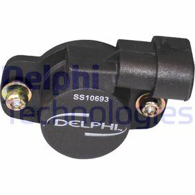 Buy Throttle position sensor PEUGEOT 407 cheaply online