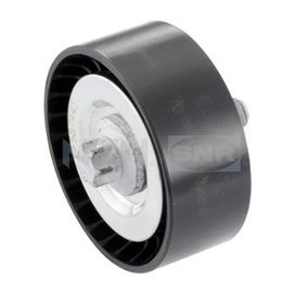 buy and replace Deflection / Guide Pulley, v-ribbed belt SNR GA351.50