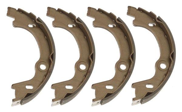 Original PORSCHE Bremsklötze für Trommelbremse GS8807
