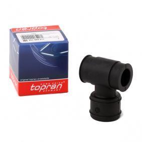 Schlauch, Kurbelgehäuseentlüftung TOPRAN 114 926 Pkw-ersatzteile für Autoreparatur