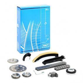 VKML 88000 SKF mit Ölpumpenkette, Simplex, Kette geschlossen Steuerkettenmaße: 54 Steuerkettensatz VKML 88000 günstig kaufen