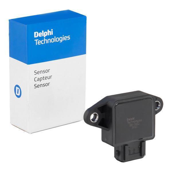 DELPHI Sensor, throttle position SS10992-12B1