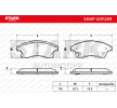Bremsbelagsatz, Scheibenbremse STARK SKBP-0011209 Bewertungen