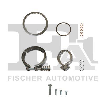 Montagesatz Turbolader FA1 KT100110