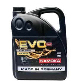 L005000401 KAMOKA EVO 0W-40, A3/B4, Inhalt: 5l Motoröl L005000401 günstig kaufen