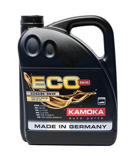 L005005303 KAMOKA ECO, C3 5W-30, Inhalt: 5l Motoröl L005005303 günstig kaufen
