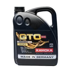 L005005301 KAMOKA GTO 5W-30, C3, Inhalt: 5l Motoröl L005005301 günstig kaufen