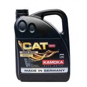 L005005401 KAMOKA CAT 5W-40, C3, Inhalt: 5l Motoröl L005005401 günstig kaufen