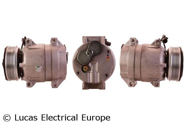 LUCAS ELECTRICAL: Original Kompressor Klimaanlage ACP819 (Riemenscheiben-Ø: 119mm)