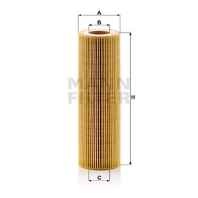 Buy MANN-FILTER Oil Filter HU 1077/1 z for SCANIA at a moderate price